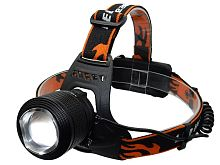 Фонарь налобный CREE XML-T6 headlamp white/red LED MX-K18-2